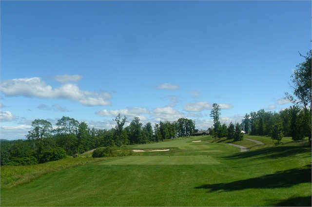 Hudson Hills Golf Course In Ossining New York Usa Golf