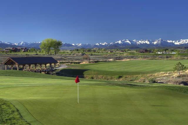 The bridges montrose colorado golf course information and reviews for Bookcliff gardens grand junction colorado