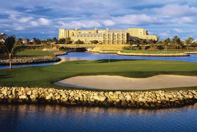 Ritz Carlton Cayman Islands Golf Course