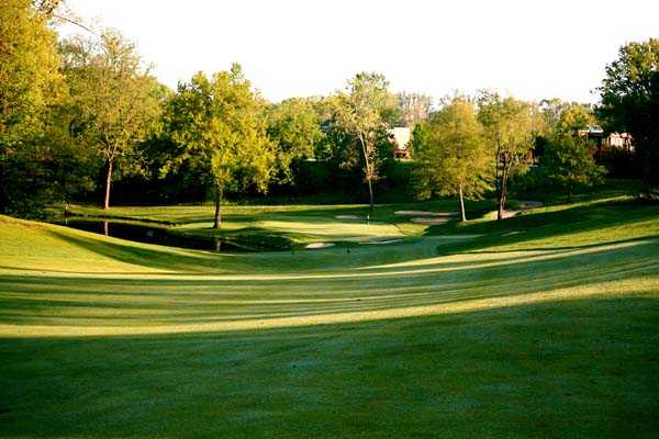 Blackthorn Golf Club In South Bend Indiana Usa Golf