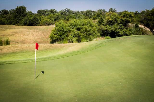 Cottonwood Hills Golf Club In Hutchinson Kansas USA