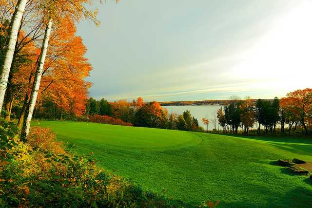 Peninsula State Park Golf Course In Ephraim Wisconsin Usa Golf Advisor