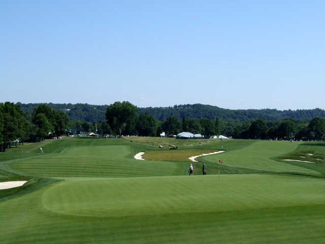 Oakmont Country Club In Oakmont Pennsylvania Usa Golf