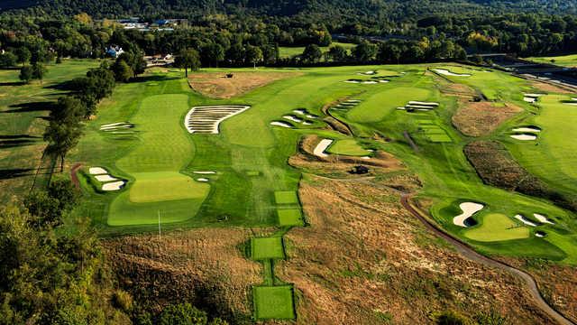 Oakmont Country Club In Oakmont Pennsylvania Usa Golf