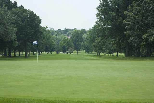 Blue Hills Country Club In Kansas City Missouri Usa