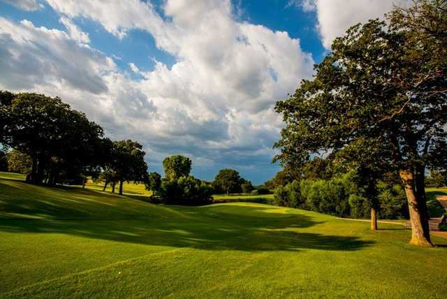 East At Lincoln Park Golf Course In Oklahoma City