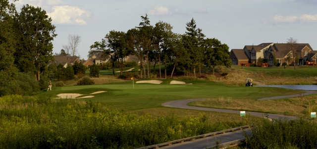 st johns luke matthew plymouth michigan golf course information and reviews. Black Bedroom Furniture Sets. Home Design Ideas