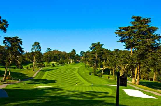 Image Result For Golf Courses Near San Francisco California