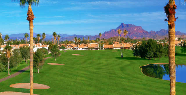 Painted Mountain Golf Club in Mesa, Arizona, USA | Golf Advisor