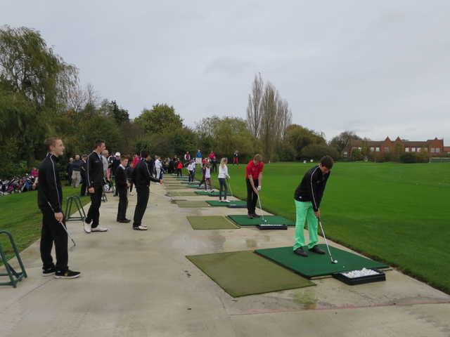 Letchworth Golf Club Academy Course In Letchworth Garden City North Hertfordshire England