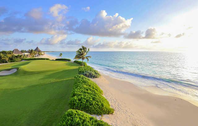 El Camaleon Mayakoba Golf Course – Mexico