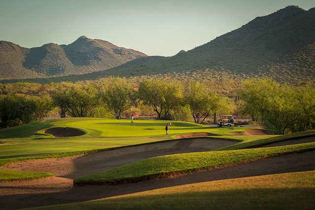 Dove Valley Ranch Golf Club In Cave Creek Arizona Usa