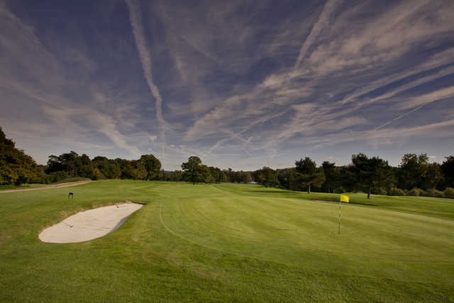 Hever Castle Golf Club Championship Course In Hever