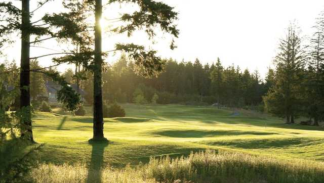 Crown Isle Golf Course in Courtenay, British Columbia, Canada ...