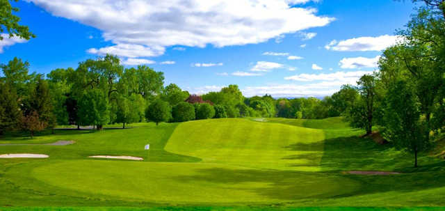 Galloping Hill Golf Course in Kenilworth, New Jersey, USA ...