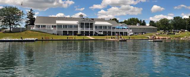 Skaneateles Country Club In Skaneateles New York Usa