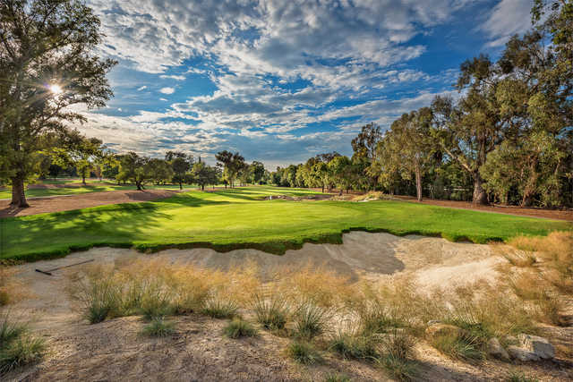 Los Robles Greens Golf Course in Thousand Oaks, California, USA ...