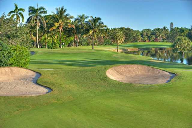 West at Jacaranda Golf Club in Plantation, Florida, USA ...