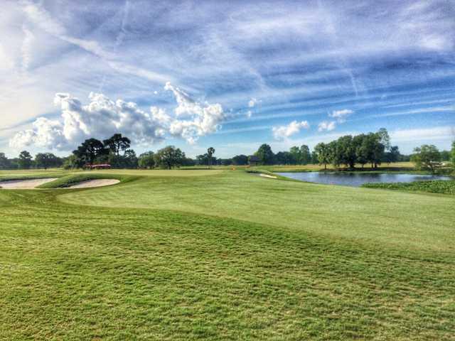 Bayou oaks city park south course in new orleans - Golf cart rentals garden city sc ...