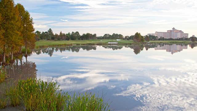 Shingle Creek Golf Club In Orlando Florida Usa Golf
