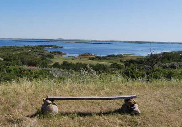 Redberry Lake Regional Park Golf Course In Hafford Saskatchewan