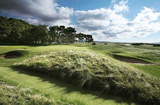 Leven Links Golf Course In Leven Fife Scotland Golf