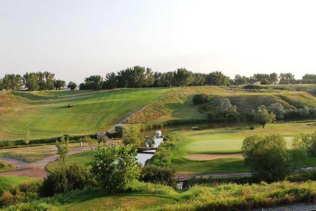 Findlay Hillcrest Golf Club in Findlay, Ohio, USA | Golf ...  |Hillcrest Golf Club