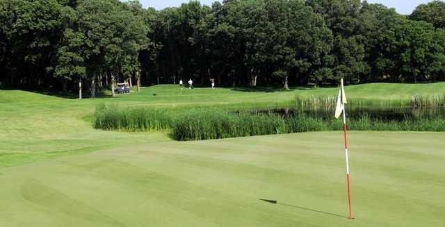 Oak Island Golf Course Mb