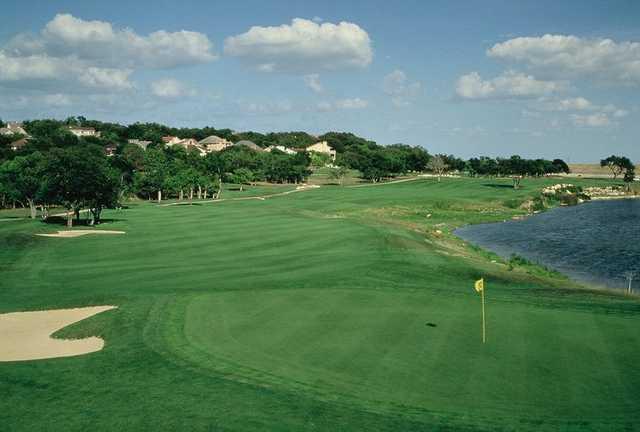 Silverhorn Golf Club Of Texas In San Antonio Texas Usa