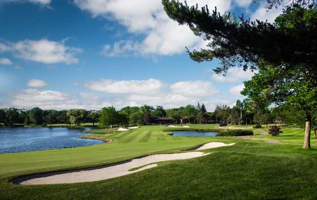 Kemper Lakes Golf Club In Kildeer Illinois Usa Golf