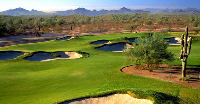 Faldo at Wildfire Golf Club at Desert Ridge Resort in Phoenix ...