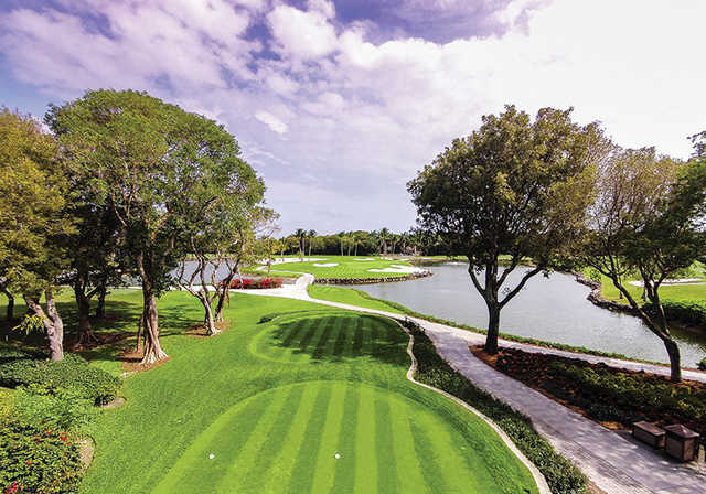 hammock at ocean reef club in key largo florida usa   golf advisor  rh   golfadvisor