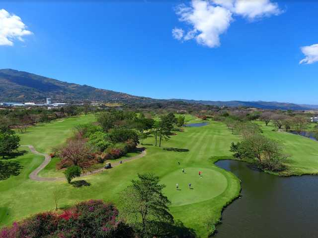 Image Result For Golf Courses Near San Jose Costa Rica
