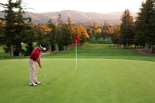 Los Altos Golf & Country Club in Los Altos, California ...