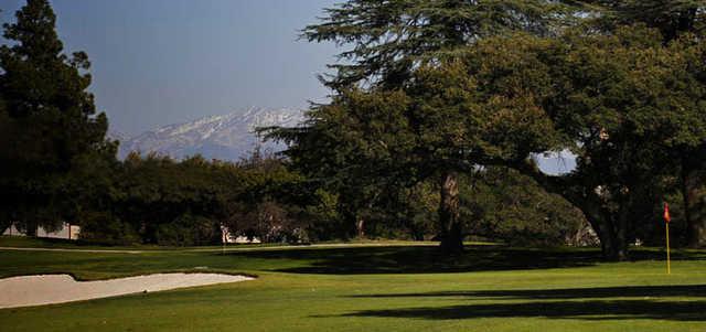 Santa Anita Golf Course In Arcadia California Usa Golf