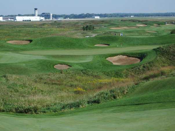 Prairie Landing In West Chicago, Illinois, USA