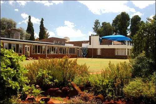 Wingate Park Golf Club In Harare Zimbabwe