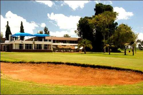 Wingate Park Golf Club In Harare Zimbabwe