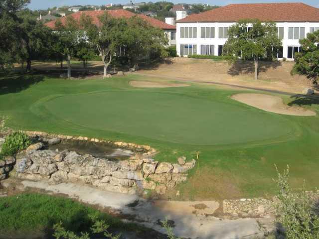 Sonterra North San Antonio Texas Golf Course