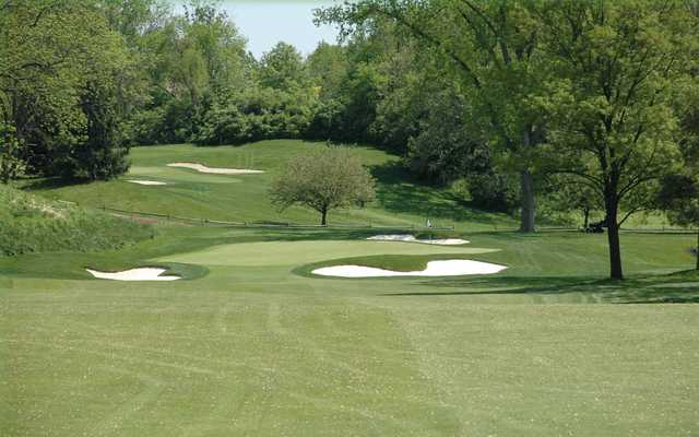 Brookside Golf Amp Country Club In Columbus Ohio Usa