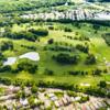 Douglaston GC: Aerial View