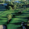 Aerial view from Cherry Creek Golf Course