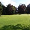 A view of green #5 at Hamburg-Ahrensburg Golf Club