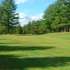A view of hole #2 from fairway at East Mountain Country Club