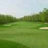 A view of the 15th green at Bull Run Country Club