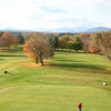 A fall view from Colonial Hills Golf Club