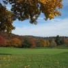 A fall view from Gypsy Hill Golf Club