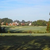 A fall view from Riverfront Golf Club