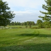 A view from a tee Poolesville Golf Course