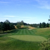 A view of hole #17 at Falls Road Golf Course